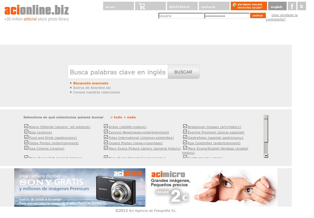 Aci Agencia De Fotografia Sl Competitors, Revenue and