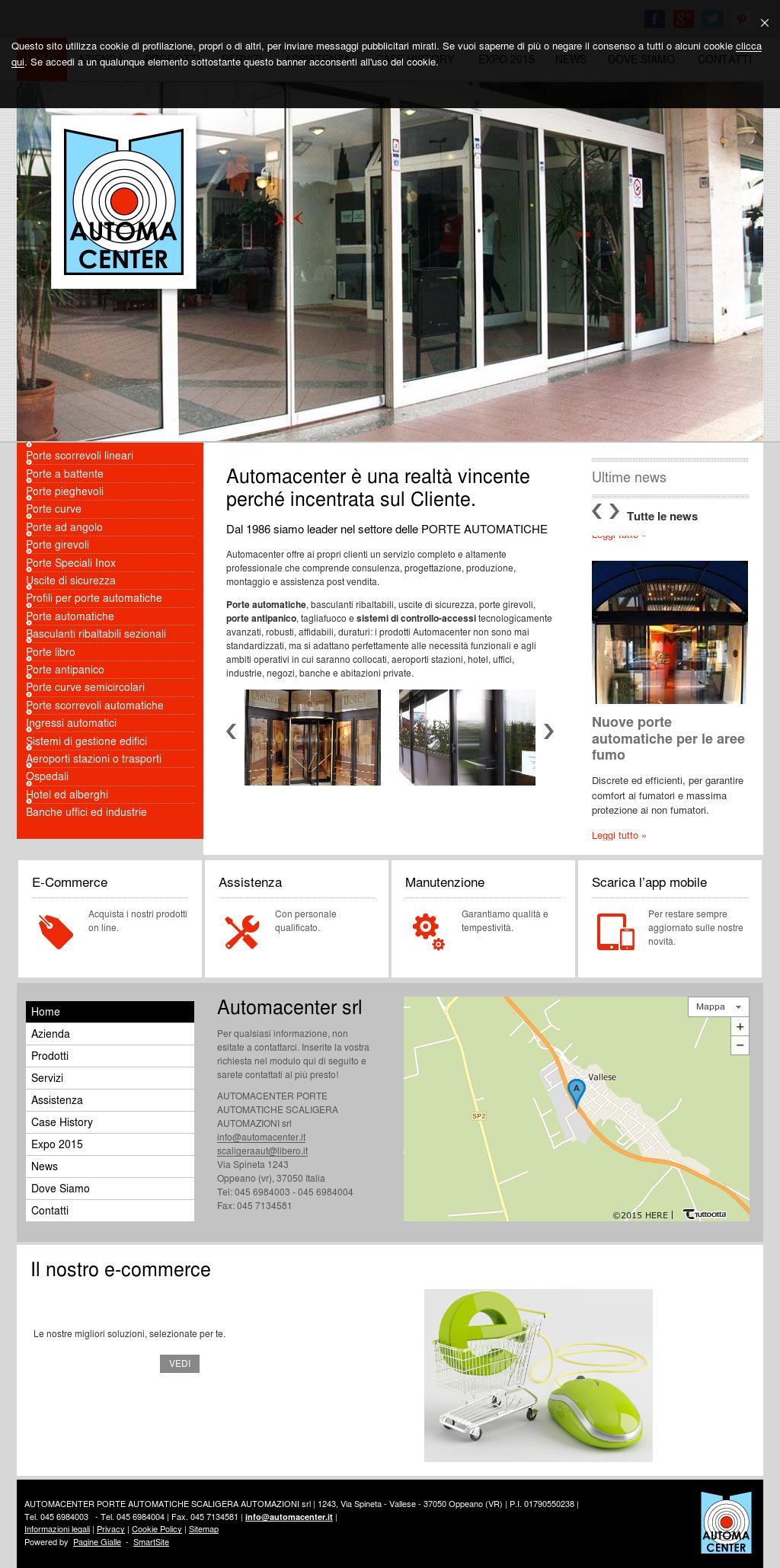 Porte Automatiche Verona Competitors, Revenue and Employees - Owler ...