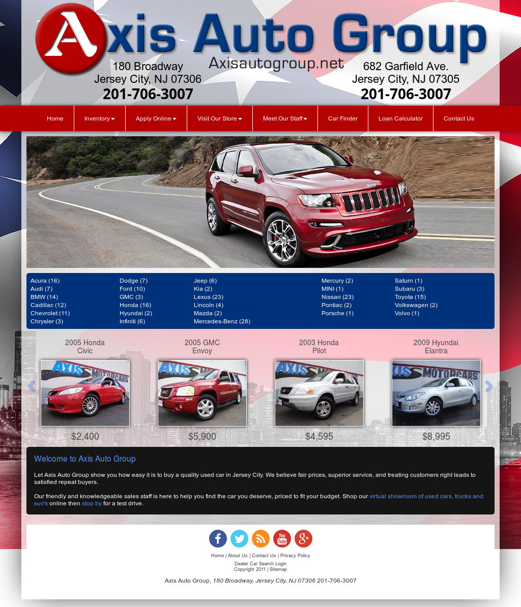 Axis Auto Group >> Axis Auto Group Competitors Revenue And Employees Owler