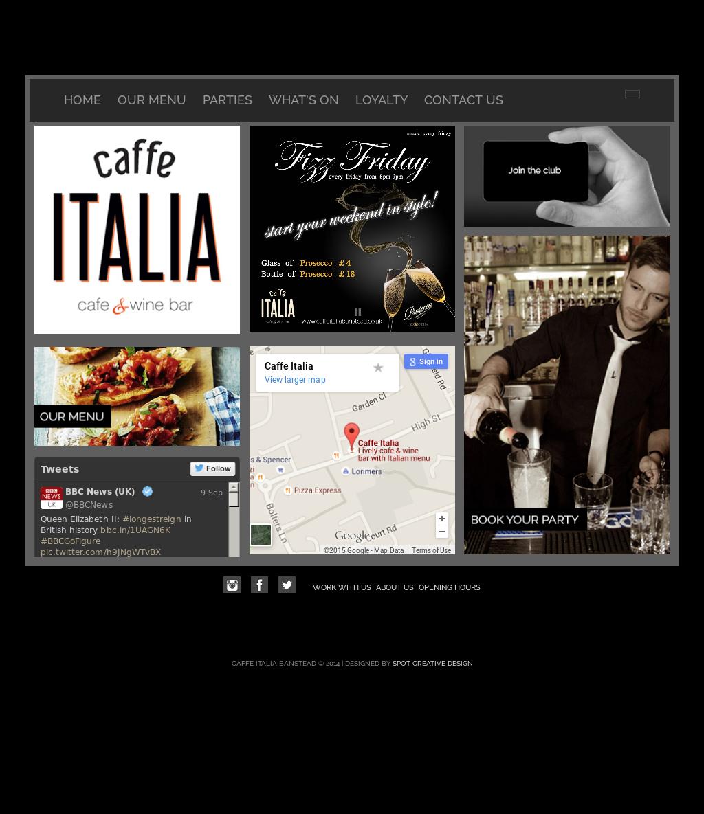 Caffe Italia Banstead Competitors Revenue And Employees
