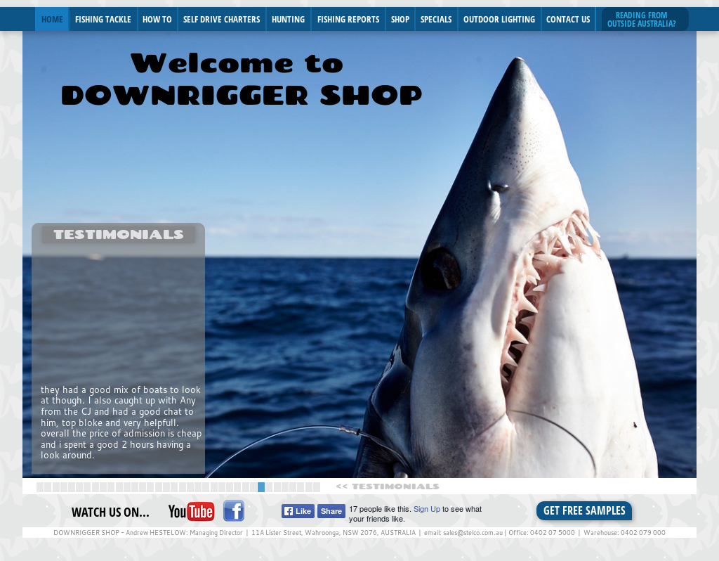 Downrigger Shop Competitors, Revenue and Employees - Owler Company