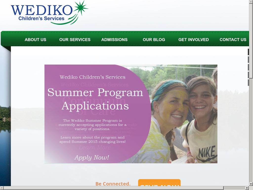 Wediko Children's Services Competitors, Revenue and