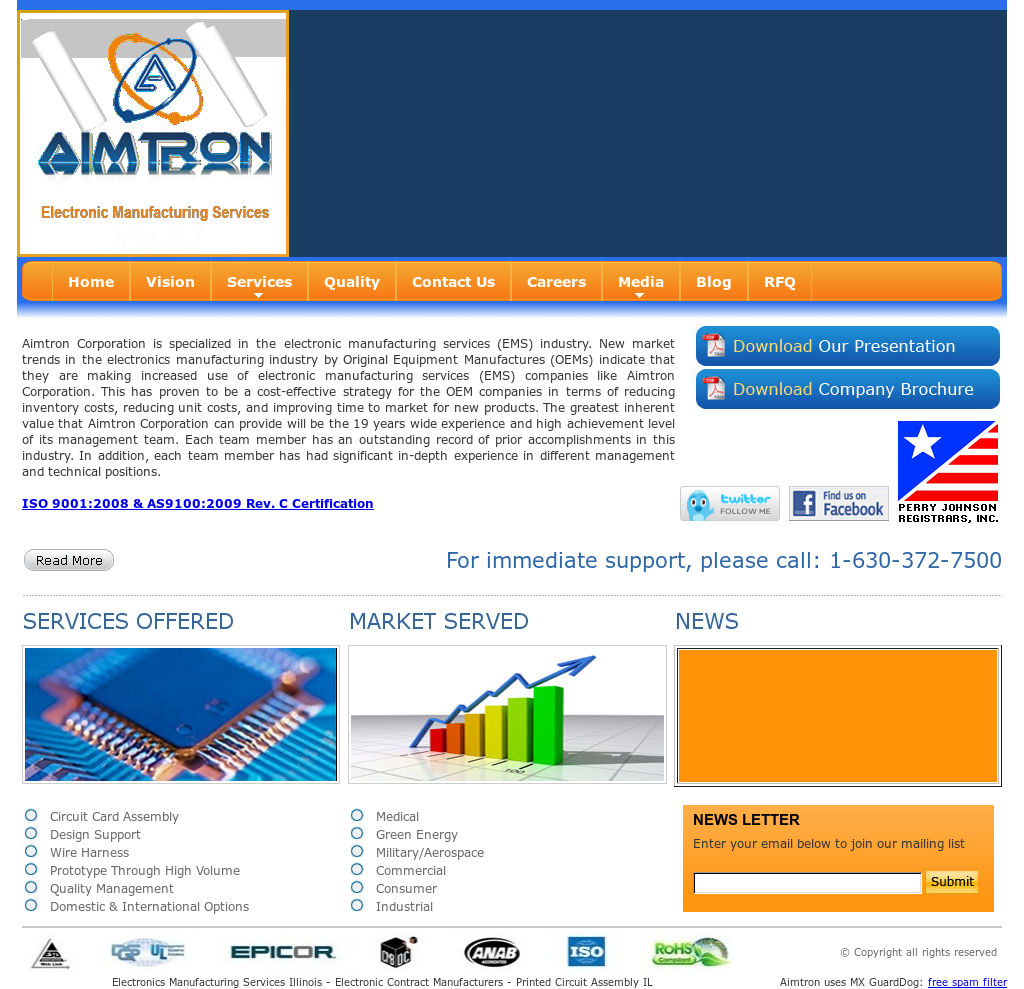Aimtron Competitors Revenue And Employees Owler Company Profile Wire Harness Assembly Design