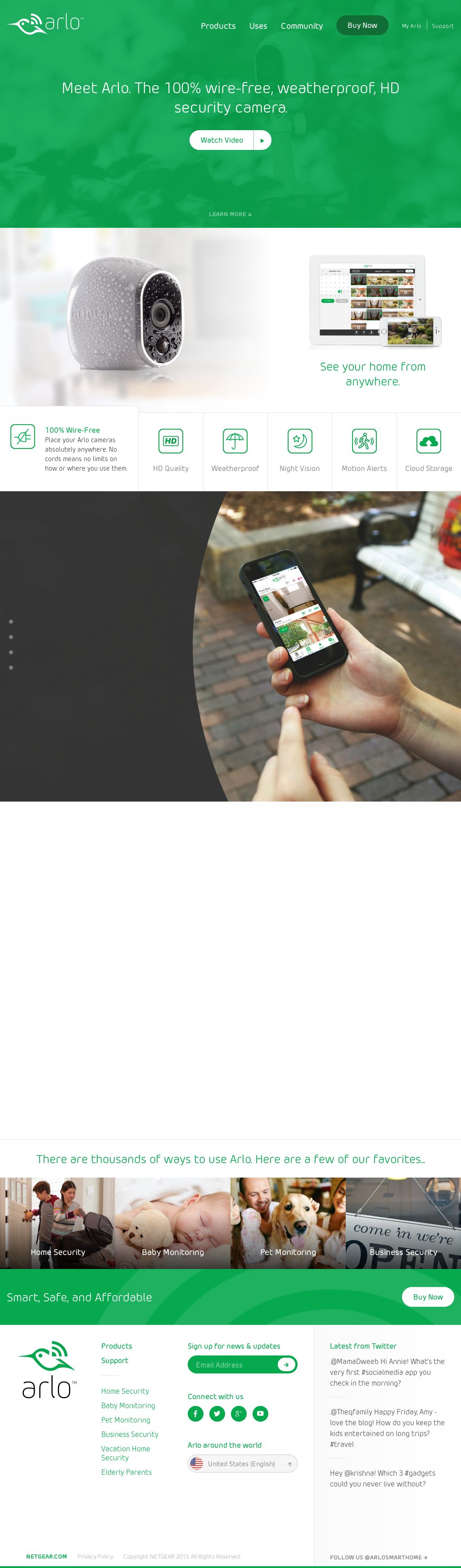 Arlo Competitors, Revenue and Employees - Owler Company Profile