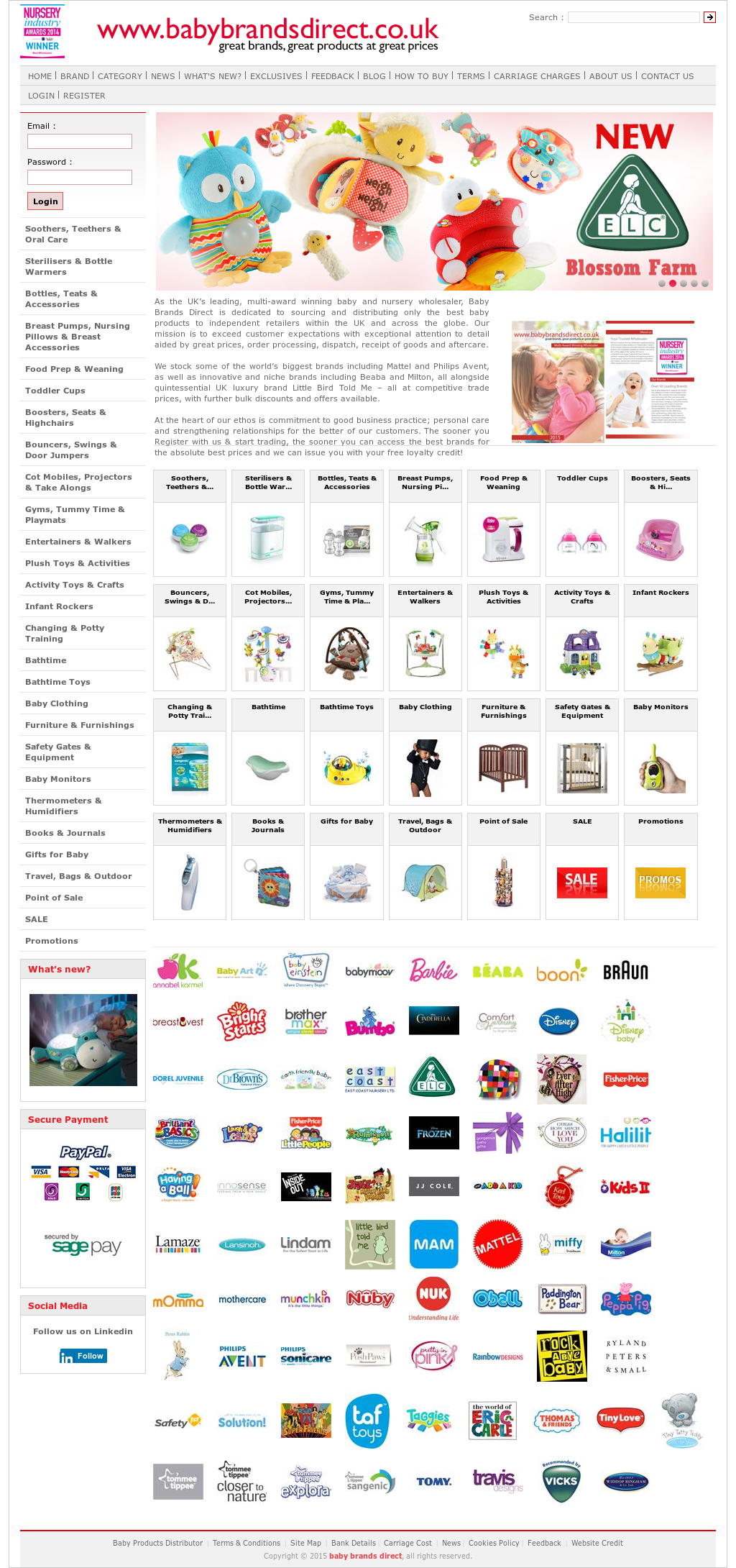 Baby Brands Direct Compeors Revenue And Employees Owler Company Profile