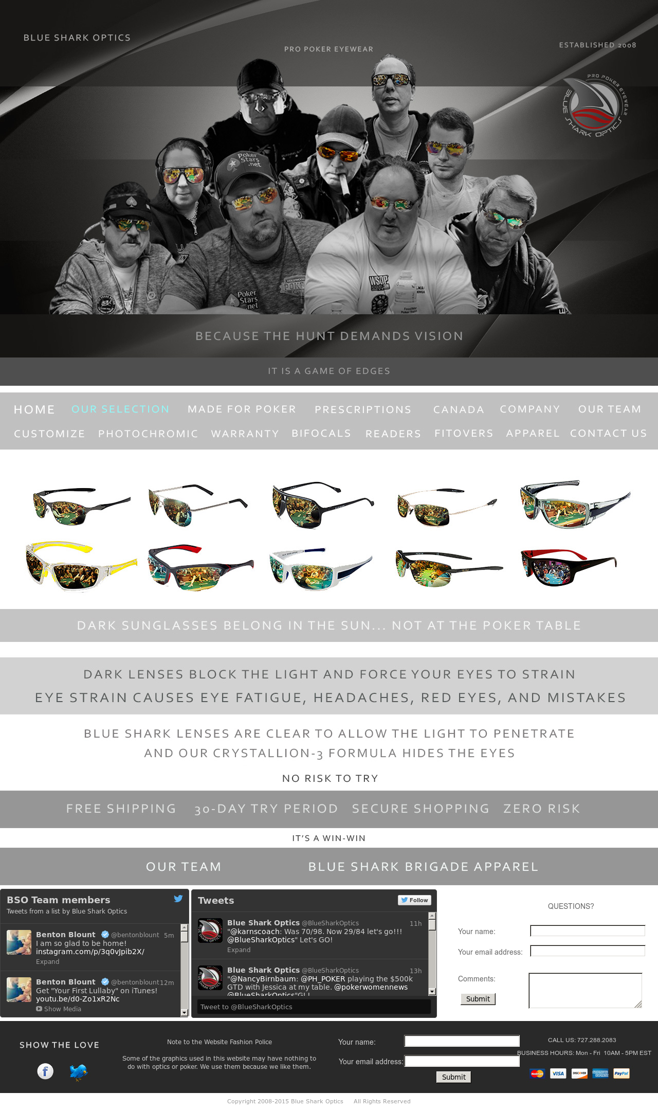 Blue Shark Optics Competitors Revenue And Employees Owler Company Itunes 500k Add Funds Profile