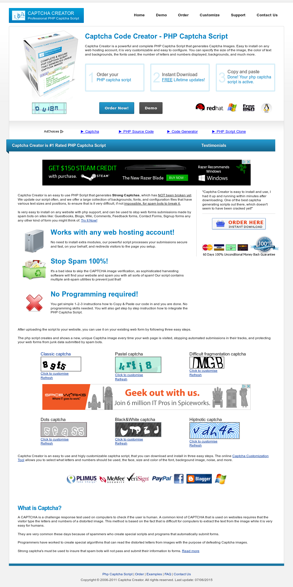 Captcha Creator Competitors, Revenue and Employees - Owler Company