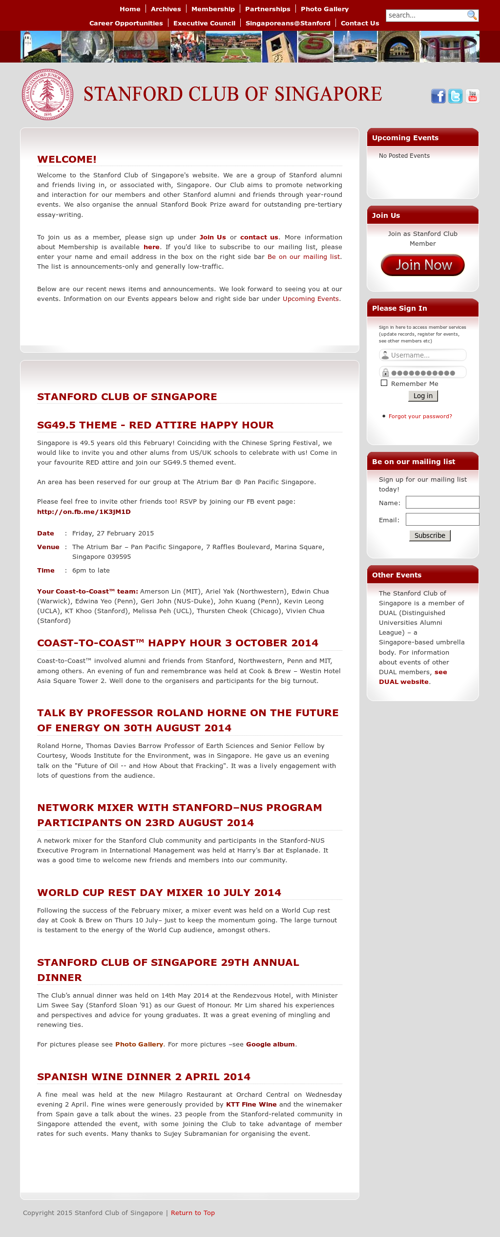 Stanford alumni dating Millionaires Club dating Verenigd Koninkrijk