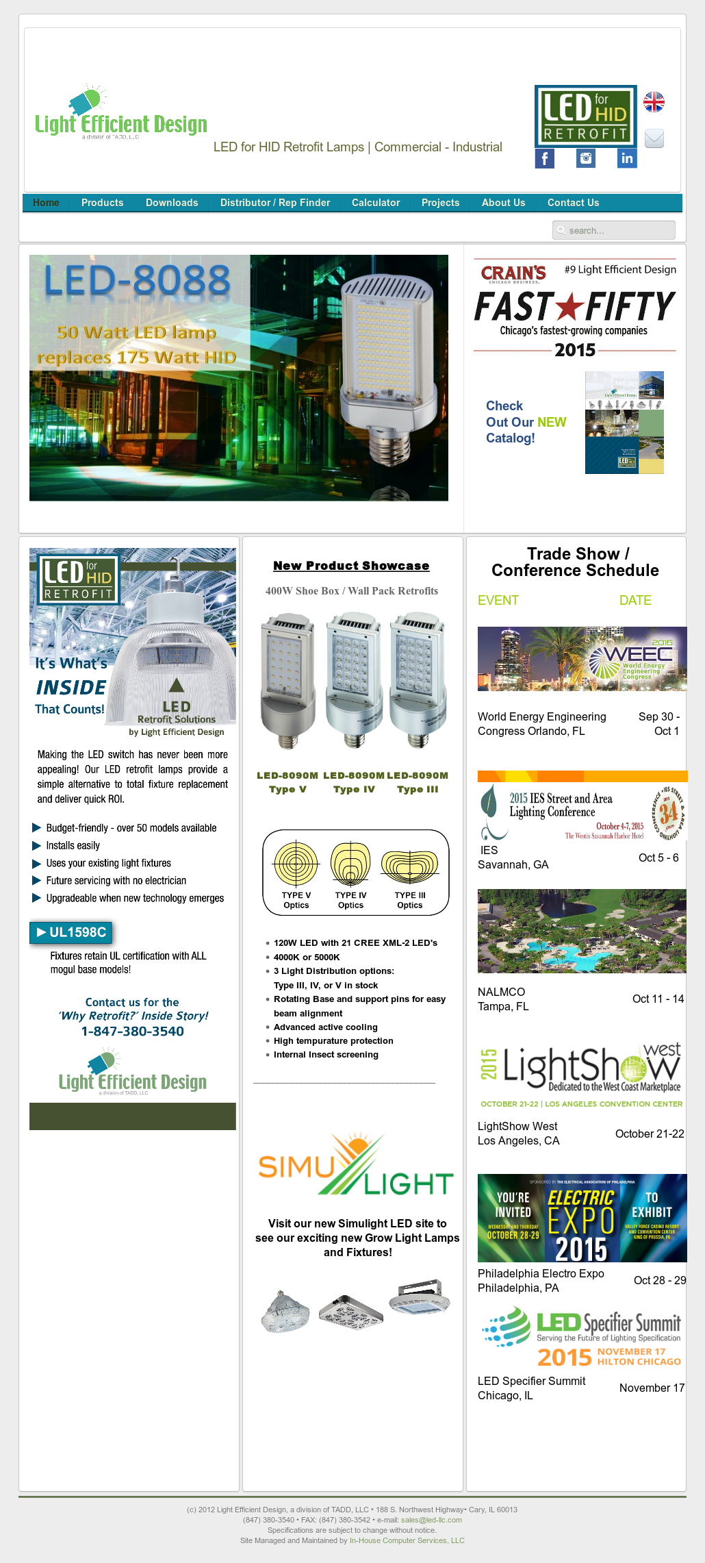 Light Efficient Design Company Profile Owler
