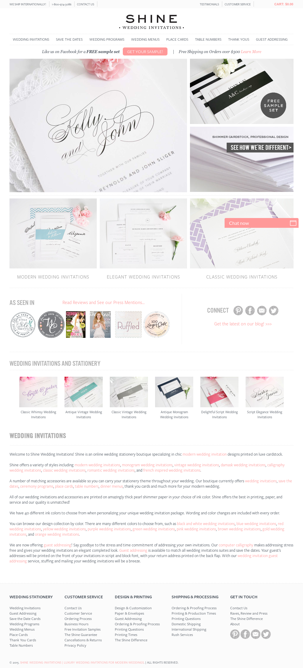 Shine Wedding Invitations Competitors Revenue And Employees Owler