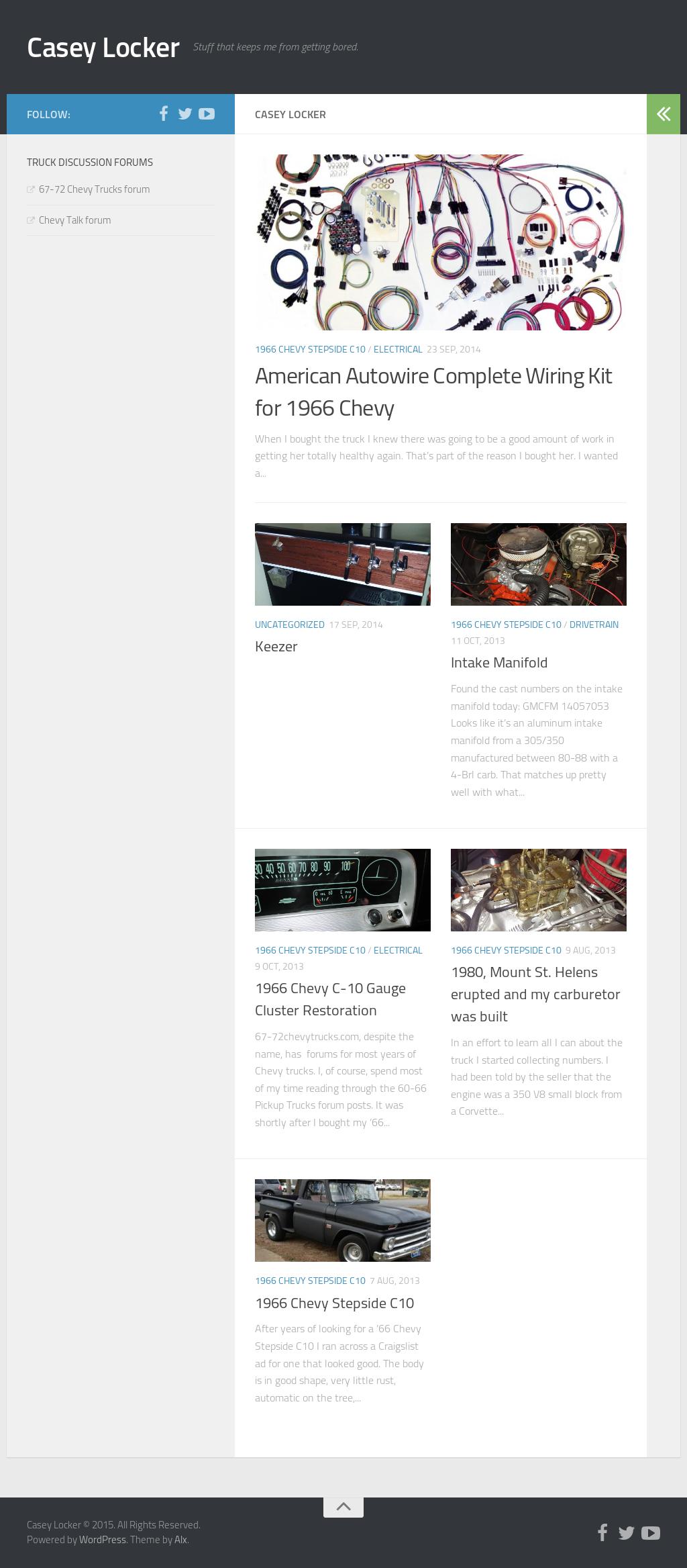 Casey Locker Competitors Revenue And Employees Owler Company Profile 1964 Chevy Truck Gauge Cluster Lockers Website Screenshot On Jun 2015