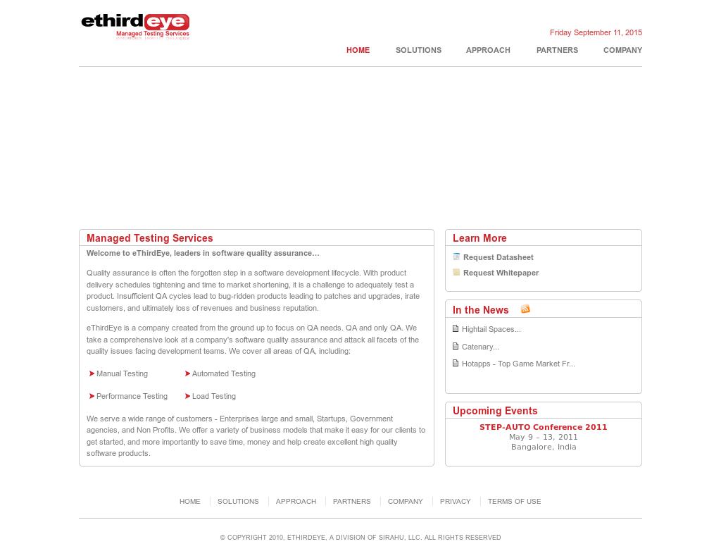 Ethirdeye Competitors, Revenue and Employees - Owler Company