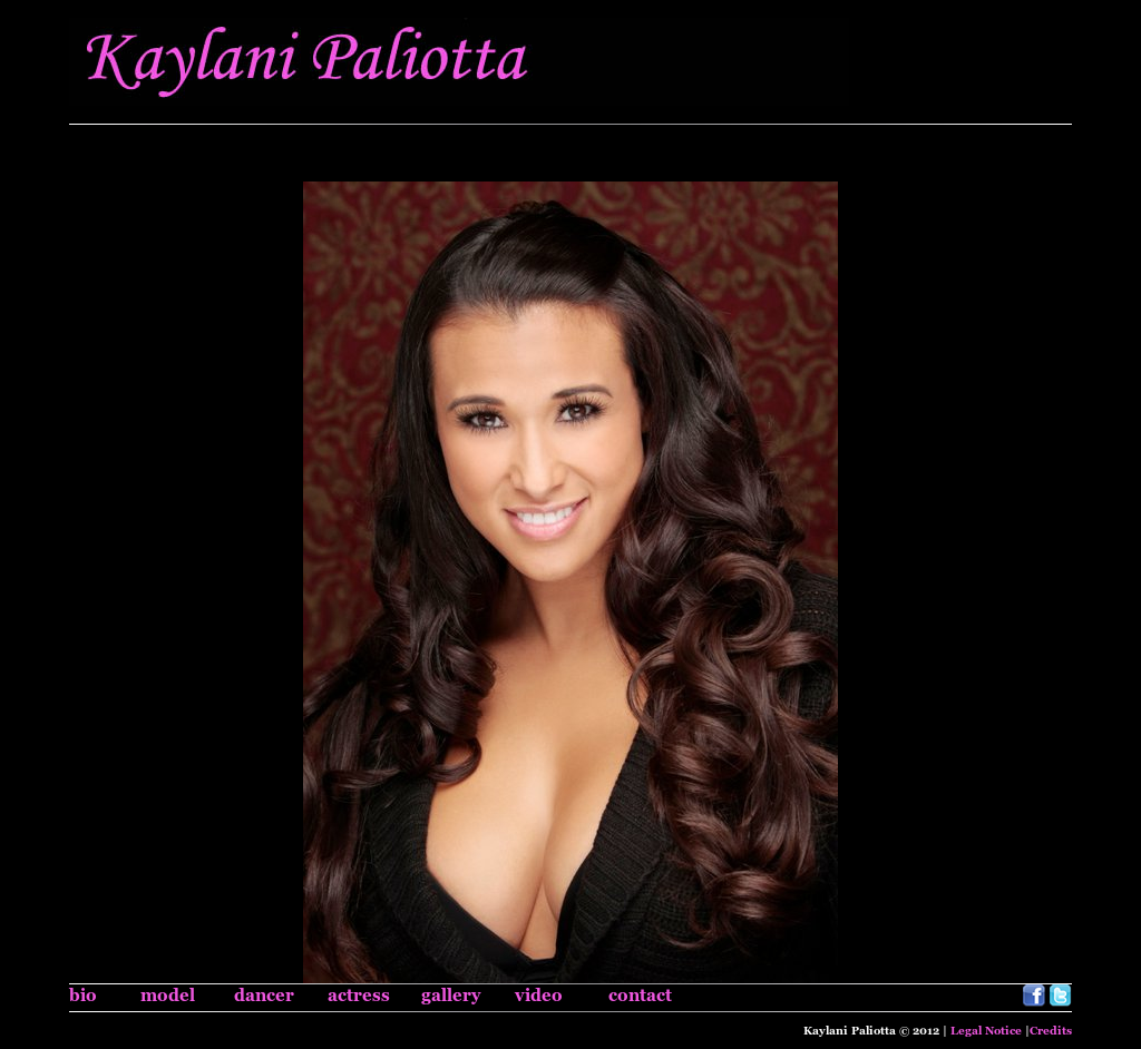 Kaylani Paliotta
